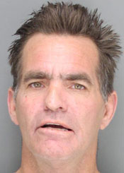 James Robert Begg says he's a very giving person. (Santa Barbara Police Department photo)