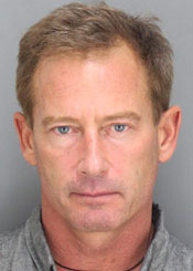 Jerry David Jackintell is facing a full stop now. (Santa Barbara Police Department photo)