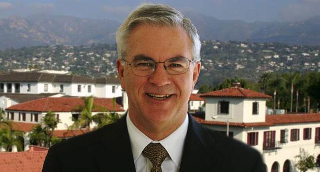 <p>Jim Armstrong announced Friday that he will be stepping down in September after 13 years as Santa Barbara&#8217;s city administrator.</p>