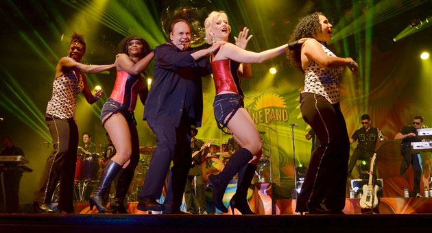 <p>The disco era returned with a performance of KC and Sunshine Band at the Chumash Casino and Resort.</p>