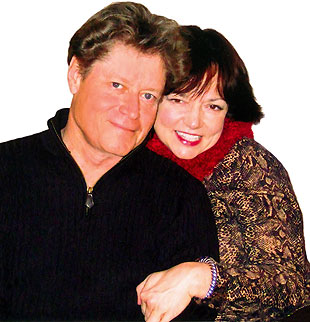 Karyl Lynn Burns and her husband, Jim O'Neil, are co-founders of Ventura's Rubicon Theatre. She's the theater's producing artistic director and he's the artistic director.