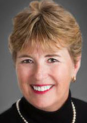 Laura Benson was named a Woman of Distinction by the Girl Scouts of California's Central Coast.