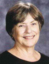 Retired Santa Ynez Valley Union High School teacher Linda Wall was killed when an alleged drunken driver struck her vehicle and drove it into the car in front of her. Wall retired in 2012 after teaching at the school for 22 years.