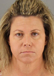 Melissa Reynoso was arrested after a months-long embezzlement investigation. (Santa Maria Police Department photo)