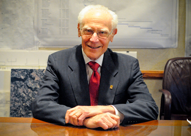 "<p>Michael Towbes, sitting in the conference room at The Towbes Group, has had a major influence on development through Santa Barbara County. ""I love what I do,"" the 83-year-old says. ""I'm in good health, and no one's forcing me to retire, so I'm still doing it.&#8221;</p>"