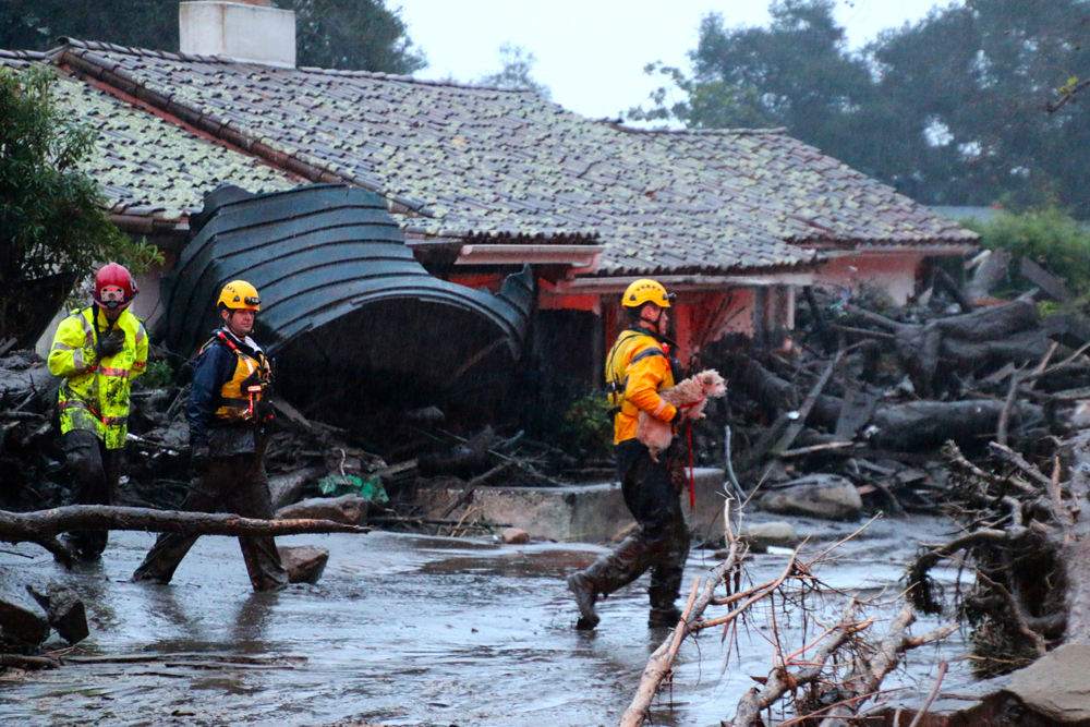 Many Montecito residents have structures that were damaged or destroyed last month due to flooding and mud and debris flows. Insurance industry professionals say it is important to know what is covered and what is not covered in homeowner's and renter's insurance policies.