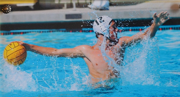 <p>Nick Johnson, 19, was a sophomore at UCSB and a utility player on the Gauchos' water polo team after a successful career at Santa Barbara High School.</p>