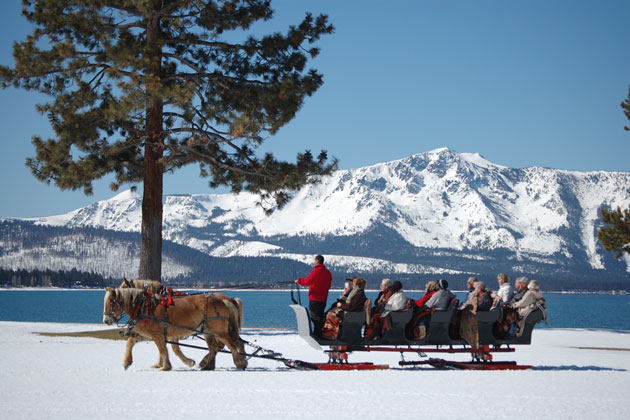 Christmas In Lake Tahoe 2020 Judy Crowell: North Lake Tahoe a Perfect Christmas Getaway | Homes