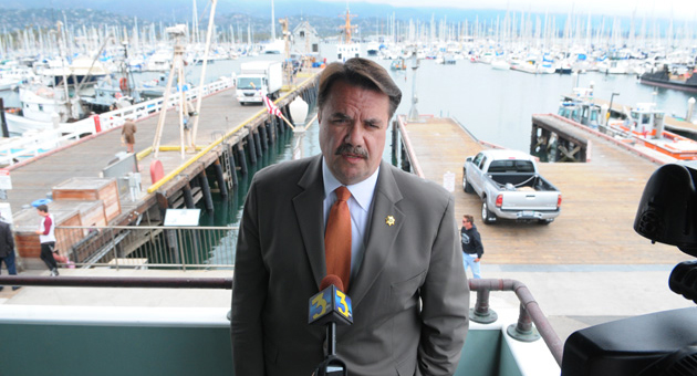 <p>Santa Barbara County Sheriff Bill Brown has asked for federal help in battling an influx of &#8220;panga&#8221; boats used by smugglers from Mexico to bring illegal drugs and people into the country. He met Thursday in Santa Barbara with officials, including Rep. Lois Capps, D-Santa Barbara, to discuss the problem.</p>