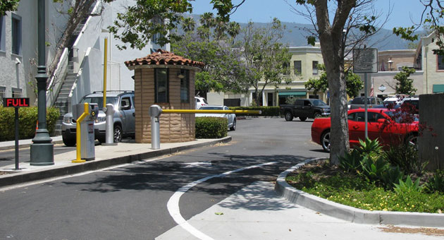 A bill in the California Legislature would require the City of Santa Barbara to sell its parking lots and structures as part of the end of redevelopment agencies.