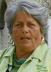 Peggy Art Estes is described as 5-foot-7 and 175 pounds with gray hair and blue eyes. (Santa Barbara County Sheriff's Department photo)