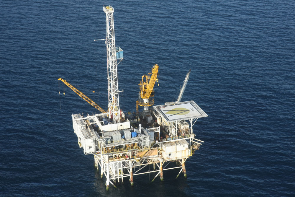 California offshore oil platform to be decommissioned