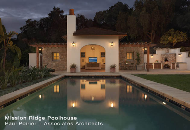 Mission Ridge Pool House, Paul Poirier + Associates Architects