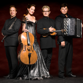 Quartetto Gelato will perform at the Lobero Theatre on Feb. 11.