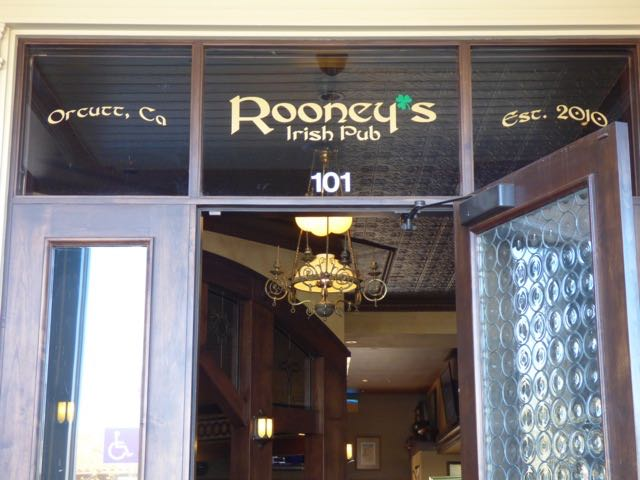 Beer is brewed on site at Rooney's Irish Pub & Brewery on South Broadway Street.