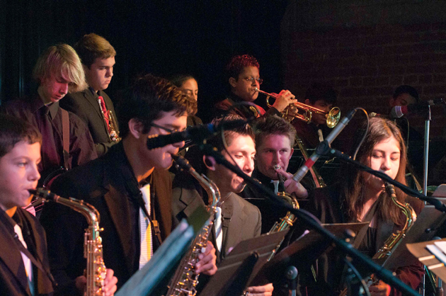 SBHS Jazz Band & Combos Present Annual Show and Fundraiser