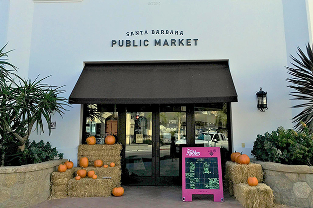 The Santa Barbara Public Market will host an evening of fright and fun Friday, Oct. 30.
