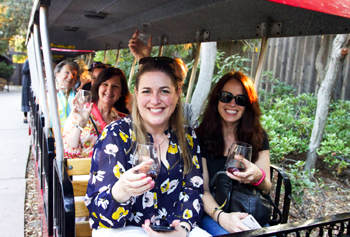 Take wine along for the ride at the Santa Barbara Zoo's tasting event.