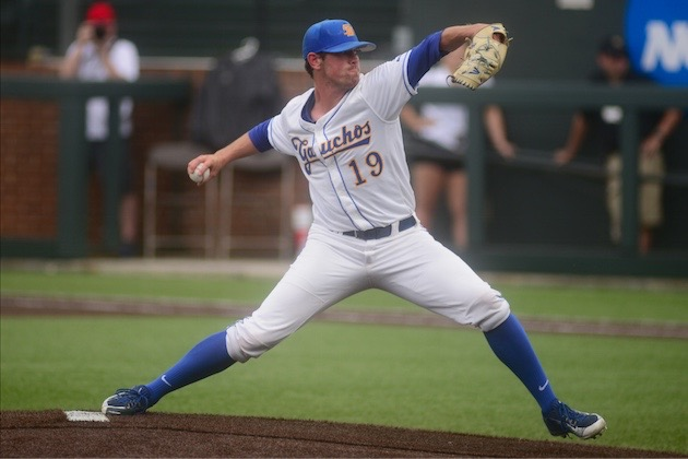UCSB ace Shane Bieber was selected in the fourth round in the 2016 MLB Draft on Friday.