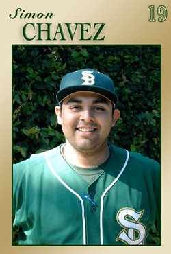 Simon Chavez, who was killed by a hit-and-run driver on Highway 101 on Tuesday, coached Santa Barbara High School's junior varsity team last year. (Jennifer Nichoson photo / sbhsdonsbaseball.com)