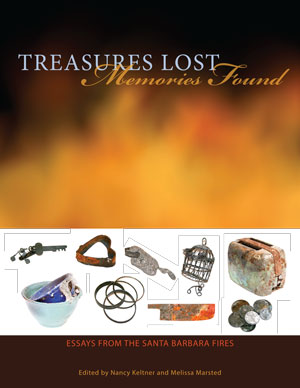 Silver Dollar Press is seeking stories to be included in its debut book, 'Treasures Lost, Memories Found: Stories from the Santa Barbara Fires.'