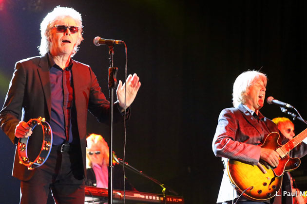Three Dog Night wowed the crowds last week during their performance at the Chumash Resort Casino.
