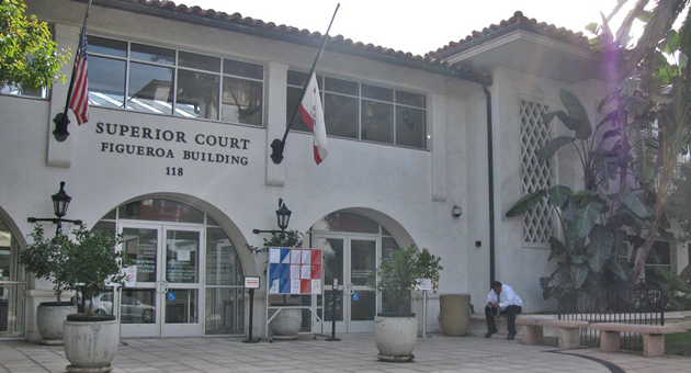 Santa Barbara County's criminal courtrooms are likely to see increased activity as three-strikes inmates seek resentencing under the statewide Proposition 36, approved by California voters in November. (Giana Magnoli / Noozhawk photo)