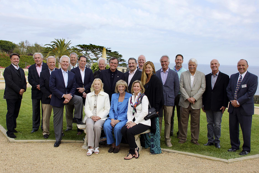 The United Boys & Girls Clubs of Santa Barbara County Advisory Board of Directors at their recent meeting May 4, where CEO Michael Baker launched a new element to the organization's strategic plan.