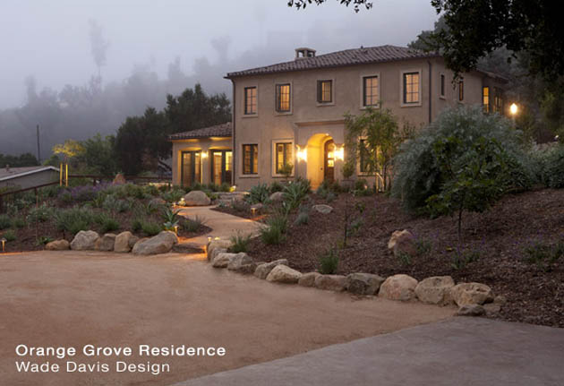 Orange Grove Residence, Wade Davis Design