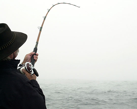 Even the best fisherman will get his comeuppance reel quick from time to time. Be prepared to tell the tale.