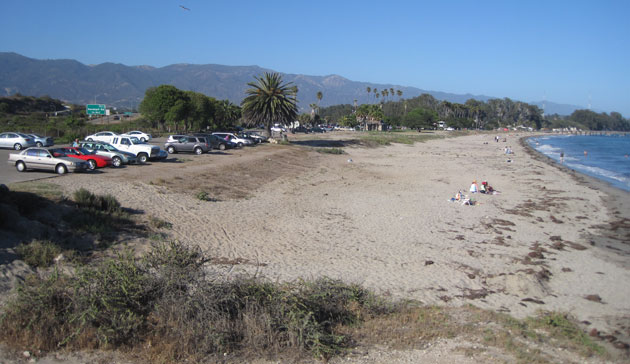 <p>With protection, Goleta Beach Park is an inviting expanse of sand and an important recreational area for Goleta residents just minutes from Old Town.</p>