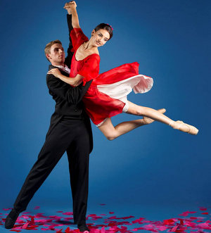 State Street Ballet's Michael Walderop, dancing the role of Archibald, and Angela Rebelo dancing the role of Lilias, will be among soloists performing at the Santa Barbara and Goleta libraries next week.