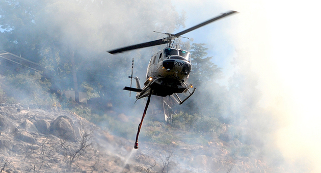 <p>Copter 308, one of six aircraft owned by Santa Barbara County for use by its Sheriff&#8217;s Department and Fire Department, needs expensive repairs that will cost as much as the Air Support Unit&#8217;s entire maintenance budget.</p>