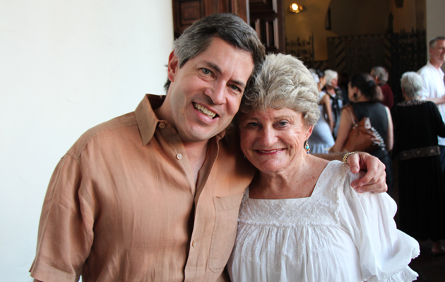 David Reichert and Diane Dodds.