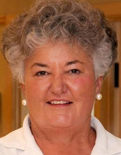 Gail Rink retired from Hospice of Santa in 2008 after nearly 30 years with the organization.