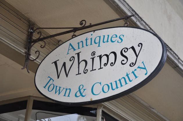 Whimsy has locations at 963 Linden Ave. and around the corner at 5042 Seventh St.