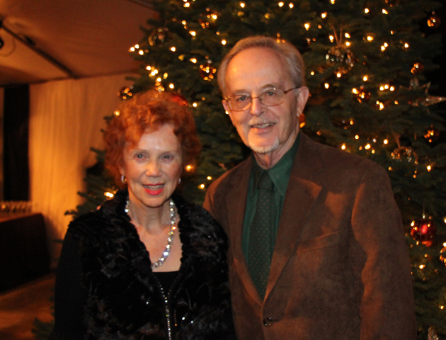 Dr. William and Sandra Sheehan.