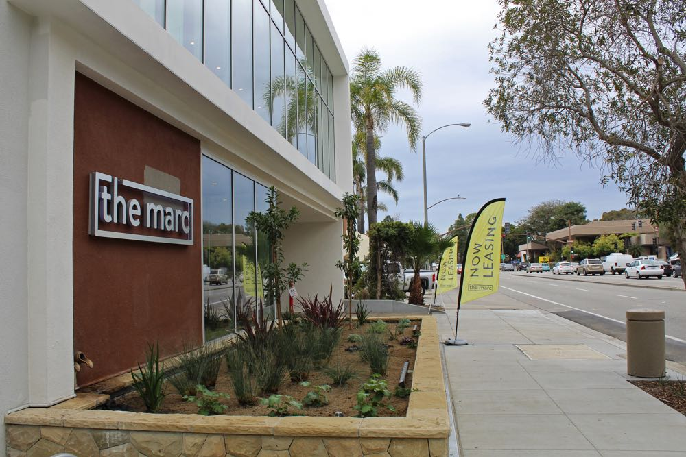 The marc rises as marker for large residential aud - 1 bedroom apartments santa barbara ...