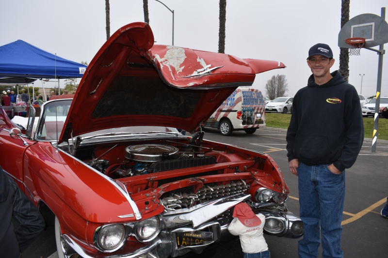 Auto Fanatics Use Orcutt Car Show To Help Raise Funds To Fix - Restore a muscle car car show