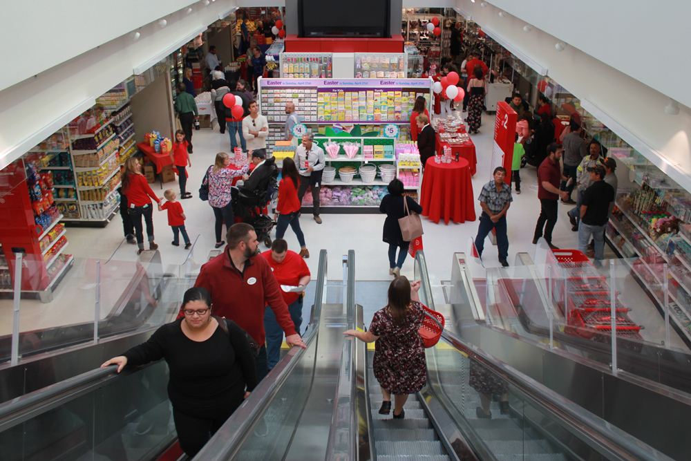 First of 2 Santa Barbara-Area Target Stores Opens on State
