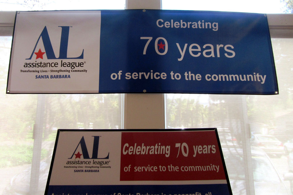 Assistance League of Santa Barbara Celebrates 70 Years of