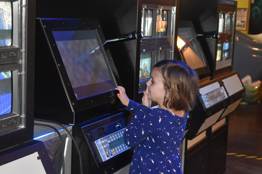 Vandenberg Launch Experience in the Santa Maria Valley Discovery Museum