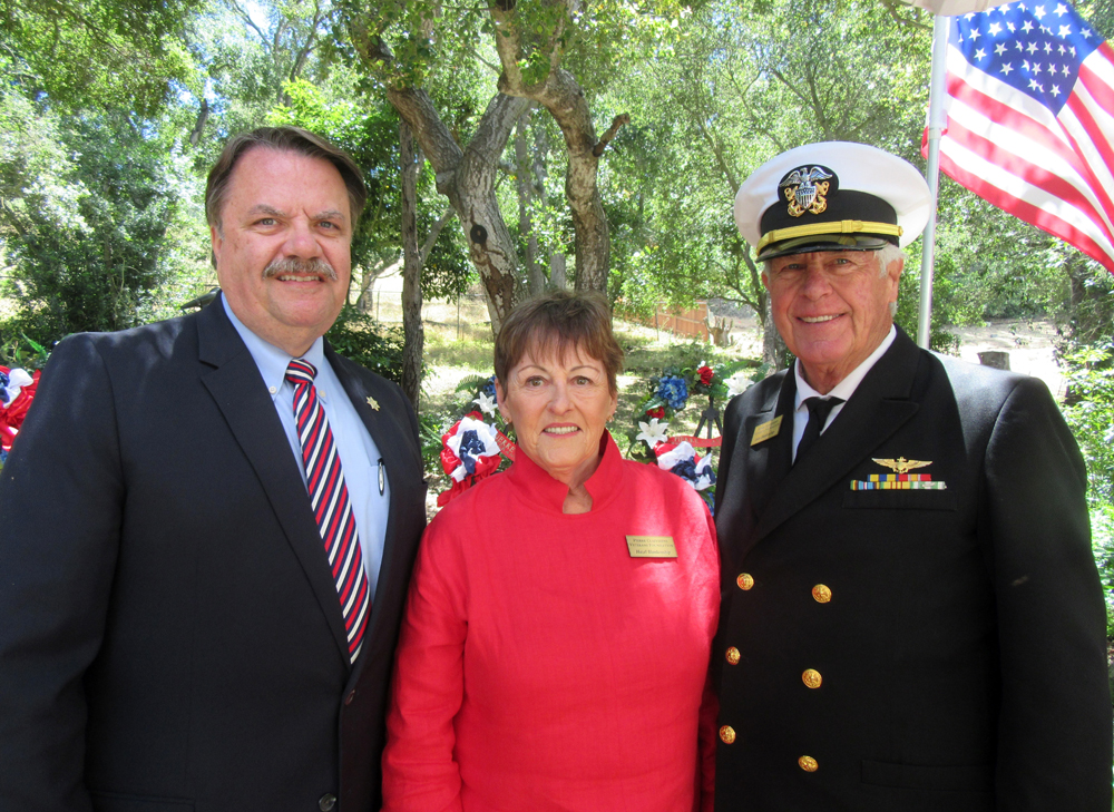 Pierre Claeyssens Veterans Foundation Memorial Day Lunch