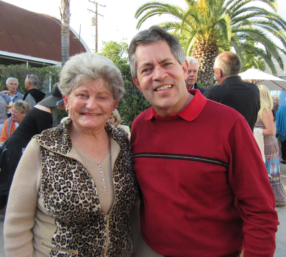 Dianne Dodds and David Reichert.