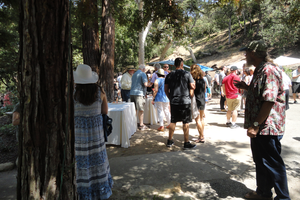 The Santa Barbara Wine + Food Festival celebrated its 30th anniversary and is one of the biggest fundraisers for the Santa Barbara Museum of Natural History.