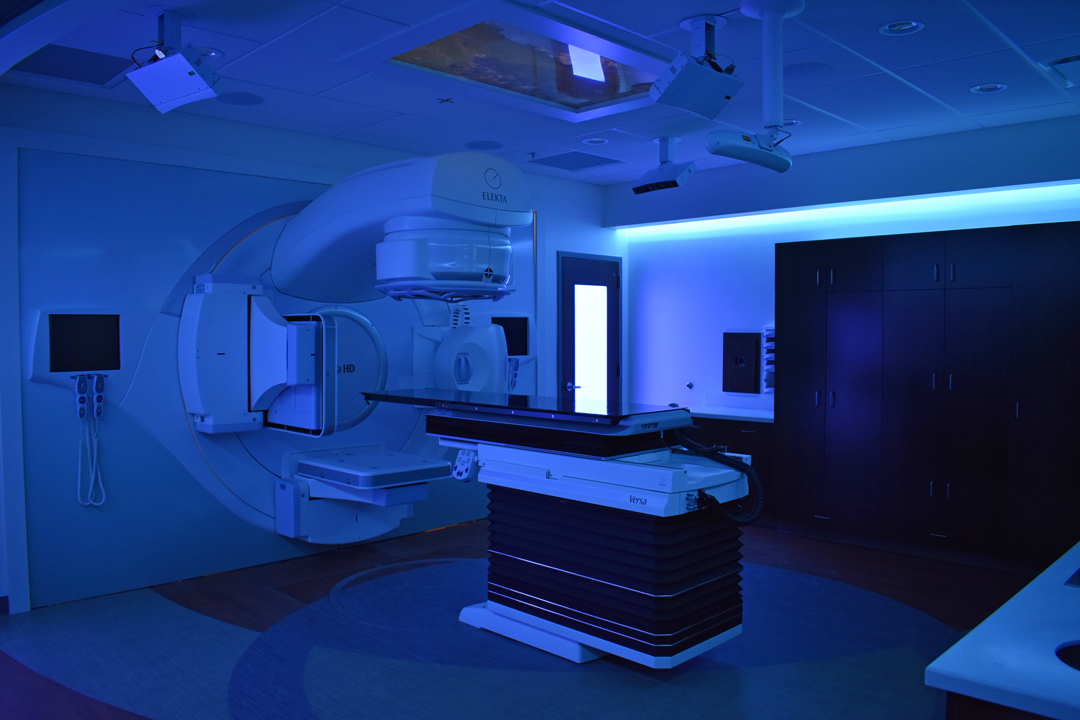 Santa Barbaras Ridley Tree Cancer Center Has Two State Of The Art