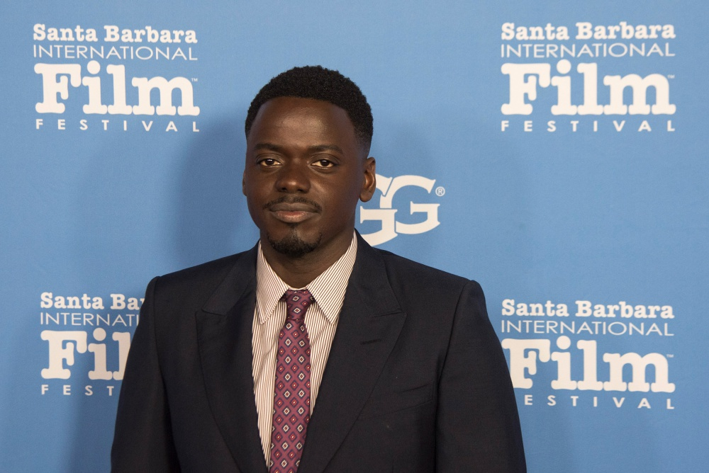 Daniel Kaluuya, a winner of the Santa Barbara International Film Festival Virtuosos Award.