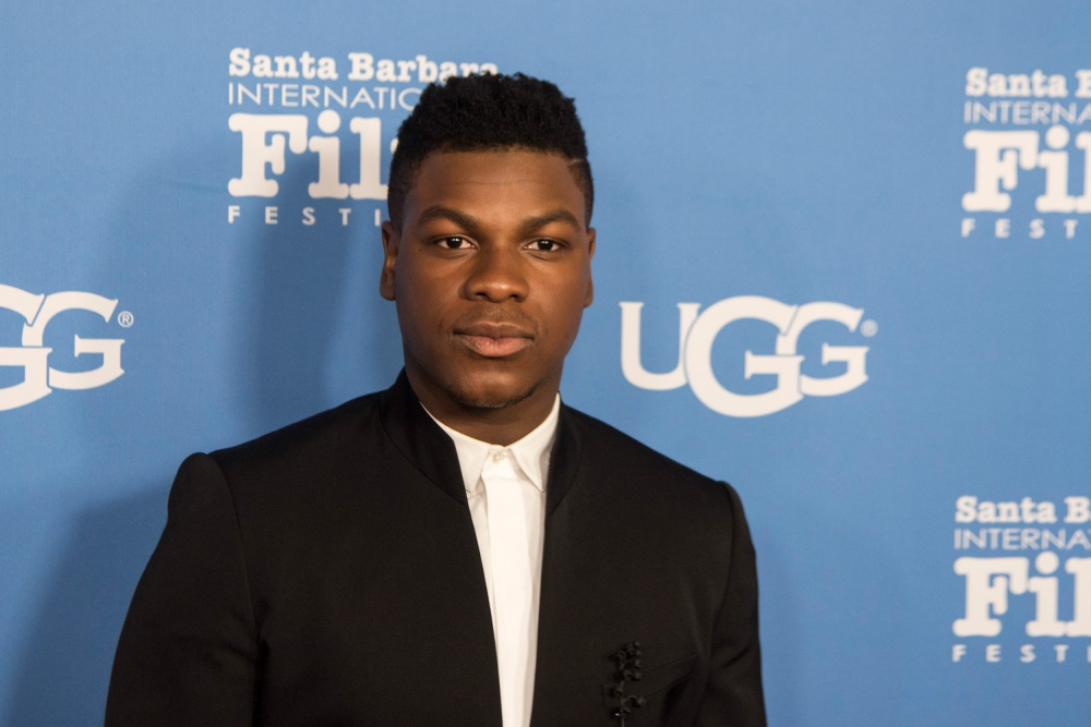 John Boyega, a winner of the Santa Barbara International Film Festival Virtuosos Award.