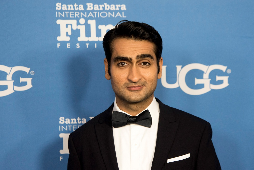 Kumail Nanjiani, a winner of the Santa Barbara International Film Festival Virtuosos Award.