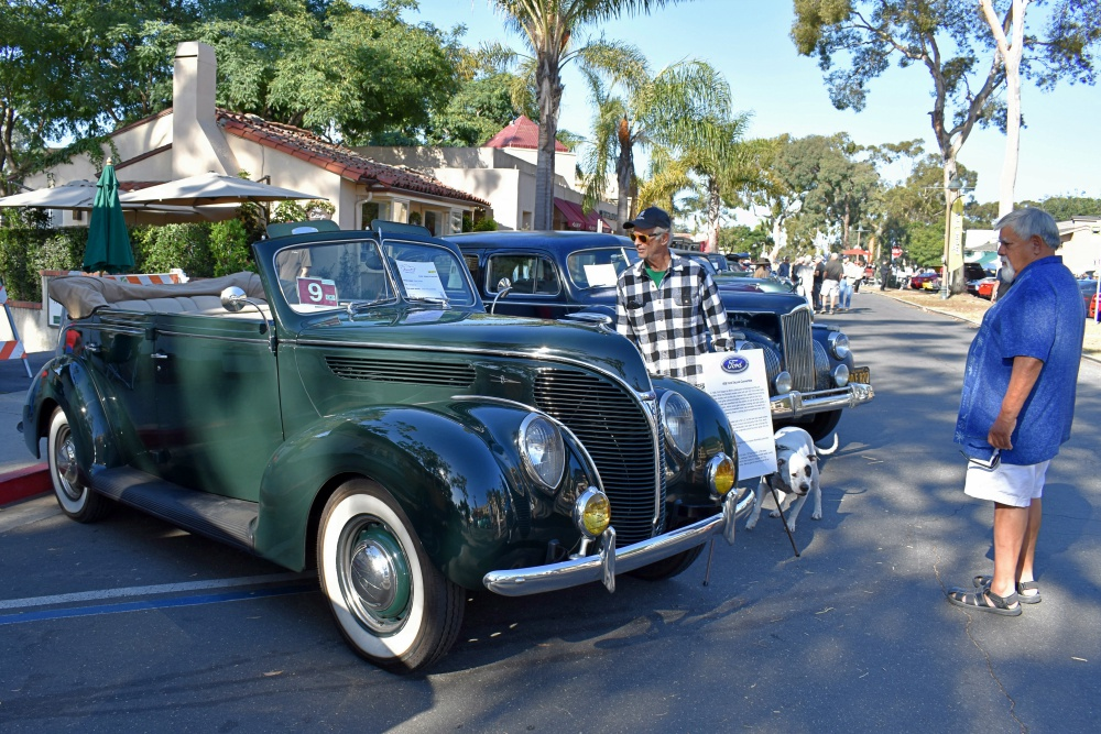 Smooth Rides Shine as Stars of 6th Annual Montecito Motor Classic ...